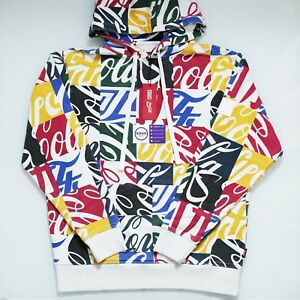 KITH Coca Cola Cubed Hoodie Coke Multi Color - Size XS S M L XL XXL - SHIPS NOW