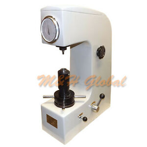 Hardness Tester Rockwell Type Hr 150a 150 Max Load Testing Table Test Block