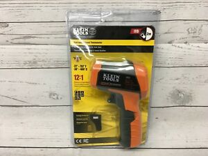 New Klein Tools Ir5 2m Dual laser Infrared Thermometer
