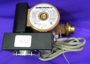 Armstrong Astro 20bu Hot Water Recirculation Pump With Timer 110123 244 Nos