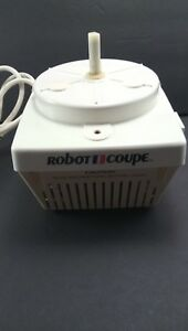 Robot Coupe Rc 1a Food Processor Replacement Part Motor Base