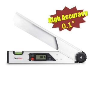 Gemred Digital Angle Finder crown Molding Protractor Accuracy 0 1 Degree