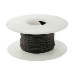 Jonard R30blk 1000 Kynar Insulated Silver Plated Copper Wire 30 Awg Wire
