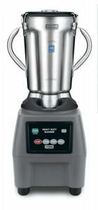Waring Commercial Cb15 Food Blender With Electronic Keypad 1 gallon