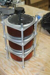 General Radio Variac Stack Of 3 Type W20 Nice