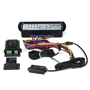 Youkong Digital Temperature And Humidity Recording Controller 220v Reptile C4i9