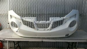 2013 2014 Nissan Juke Front Bumper Cover