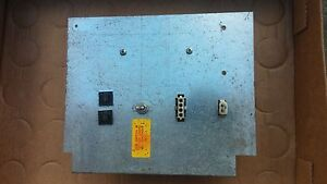 Usi Fsi Vending Transformer Plate Assembly 1212166 Removed From Fsi 3061