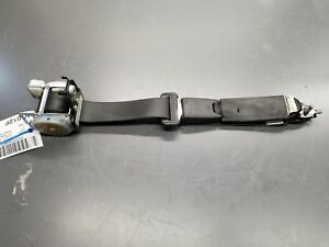14 Ford Mustang Rear Seat Belt Retractor Buckle Lh Left Driver Side Coupe