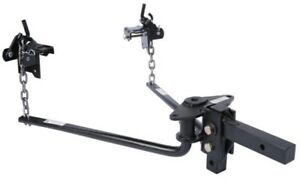 32464 Husky Towing Round Bar 14k Gtw Weight Distribution Hitch W 2 5 x10 Shank