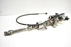 2000 2004 Volvo S40 Steering Column Assembly With Key 00 04