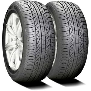 2 Pirelli P Zero Nero All Season 275 40r20 Zr 106y Xl A s Performance Tires