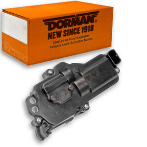 Dorman Tailgate Lock Actuator Motor For Ford Explorer 2006 2010 Pf