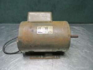 Electric Motor 2 Hp 115 Volt 1720 Rpm Single Phase 1 Ph