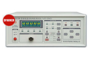 Th2512b Dc Low ohm Meter Direct Current Low Resistance 0 001m 19 999k fp