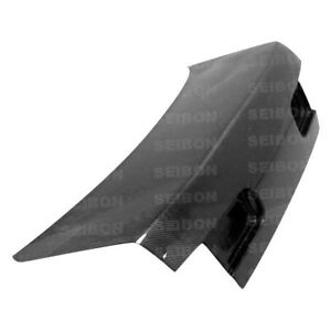 For Acura Integra 94 01 Seibon Tl9401acin4d style Gloss Carbon Fiber Trunk Lid