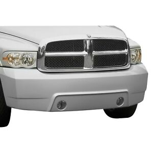 For Dodge Ram 1500 2002 2005 Xenon 10521 Front Bumper Cover Unpainted