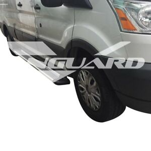 For Nissan Nv1500 12 17 Vanguard Off road 5 Commercial Brushed Running Boards