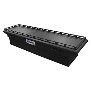 Better Built Sec Series Low Profile Single Lid Crossover Tool Box W Rail