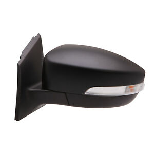 Side Mirror Power W blind Spot W signal Paint To Match Driver Side Cm5z17683a