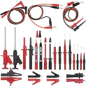 Whole Set Multimeter Test Lead Kits Set Essential Automotive Electronic