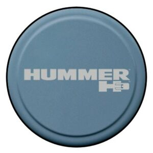 For Hummer H3 06 10 Tire Cover 32 Rigid Series Slate Blue Metallic Spare Tire