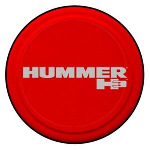 For Hummer H3 06 10 Tire Cover 32 Rigid Series Victory Red Spare Tire Cover