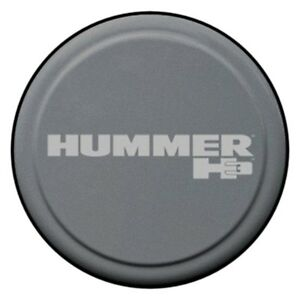 For Hummer H3 06 10 Tire Cover 32 Rigid Series Graphite Metallic Spare Tire