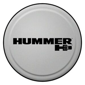For Hummer H3 06 10 Tire Cover 32 Rigid Series Silverstone Metallic Spare Tire