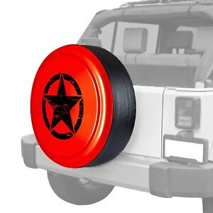 For Jeep Wrangler Jk 18 32 Tire Cover Rigid Series Rock Lobster Spare Tire