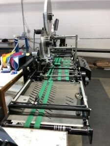 Profold Linx Lh Tabber With Bump Table And Rewind