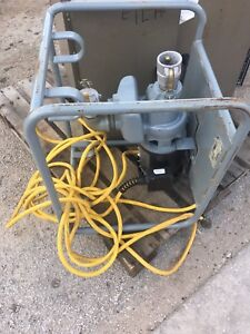 Ch e Self Priming Centrifugal Pump Electric Powered