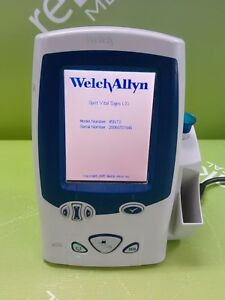 Welch Allyn Spot Vital Signs Lxi Medical