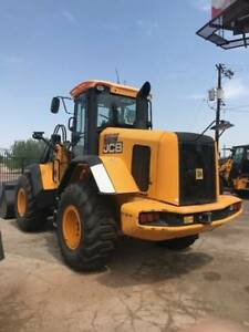 2013 Jcb 437 Wheel Loader 995 8 Hrs Inclosed Cab W Ac