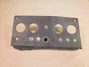 Jaguar Mk2 Mkii 3 8 Center Dash Console Instrument Panel C15445 Oem