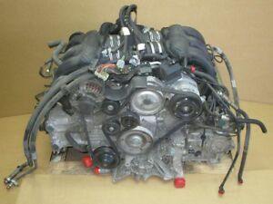 01 Boxster Rwd Porsche 986 Complete Engine 2 7 Motor M96 22 M96 22 112 512