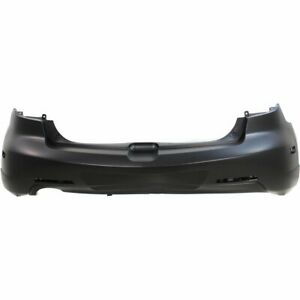 Rear Bumper Cover For 2004 2006 Mazda 3 Hatchback Primed Plastic