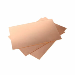 7x10cm 20x30cm Pcb Circuit Board Single double Sided Copper Clad Plate Laminate
