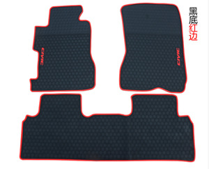 Genuine 2006 2011 Honda Civic Factory Rubber Floor Mats Oem Factory