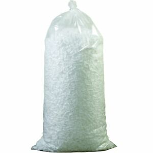 Partners Brand P7nuts Loose Fill Packing Peanuts 7 Cubic Feet White