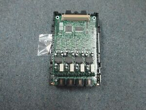 Panasonic Kx tda50 Hybrid Ip Pbx Kx tda5170 Hlc4 4 Port Hybrid Station Card