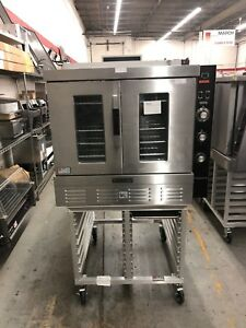 Hobart Gn90s Full Size Gas Convection Oven Refurbished