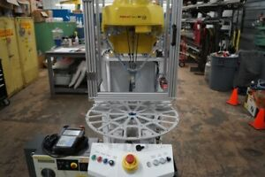 Fanuc M 1ia 0 5a 7 Axis Delta Robot Cell W Indexing Table R 30ib Abb Motoman