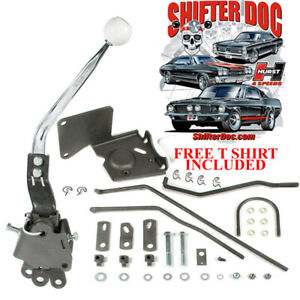 Hurst 4 Speed Shifter Kit 1967 1968 Camaro Firebird Factory Saginaw Type 441