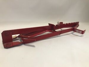 Qual craft Industries Steel Side Rail Ladder Jack 2400