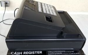 Casio Pcr 272 Electronic Cash Register Tested Works Great 2 Keys Included Clean