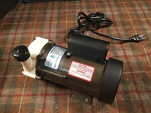 United Pump Inc Model Up 1125 Magnetic Pump 1125 Gph New Unused