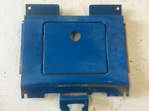1993 1998 Ford New Holland 1210 1215 1220 Compact Tractor Top Trim And Fuel Door