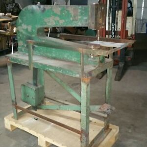 Roper Whitney No 68 Kick Punch Press