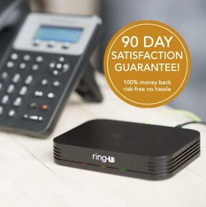 Ring u Hello Hub Small Business Phone System pbx And Service voip Up To